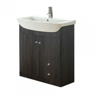 Aquapure_Avola_Grey_750mm_Base_Unit_and_Basin