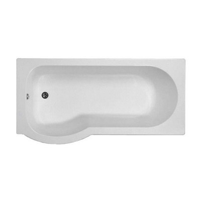 Frontline-Waterfall-Left-Hand-Shower-Bath-1700-x-750mm