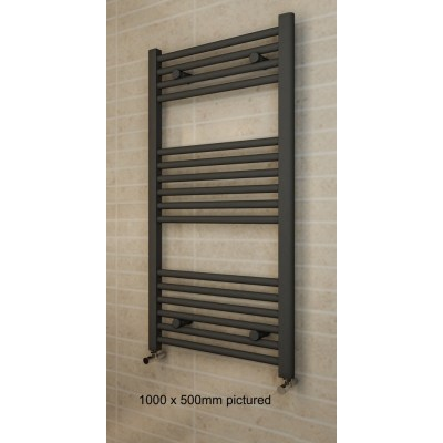 eastbrook-wingrave-stariaght-anthracite-designer-towel-rail-800mm-high-x-400mm-wide